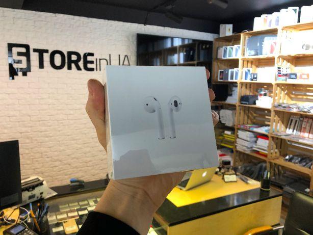 Новые Original Apple AirPods 2 \ 2019 (MV7N2). Гарантия 12 месяцев!