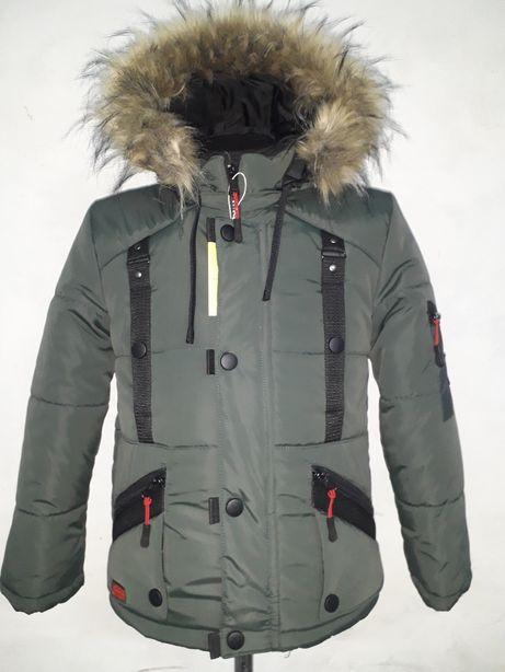 Зимняя куртка для мальчиков М18