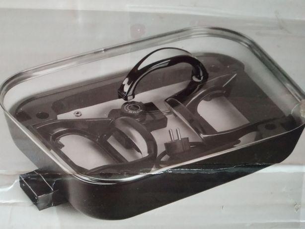 Керамічна багатофункціональна каструля,керамічний посуд з електротеном