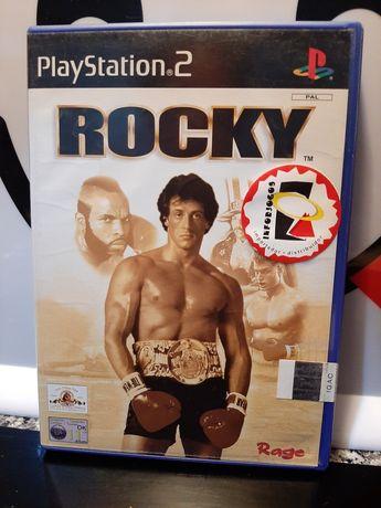 Rocky playstation 2