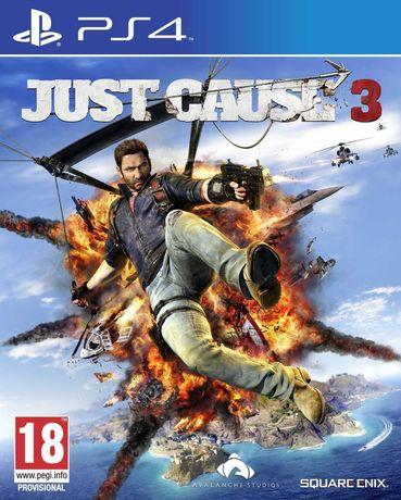 Just Cause 3 PS4 PS5 Playstation Usado e em bom estado