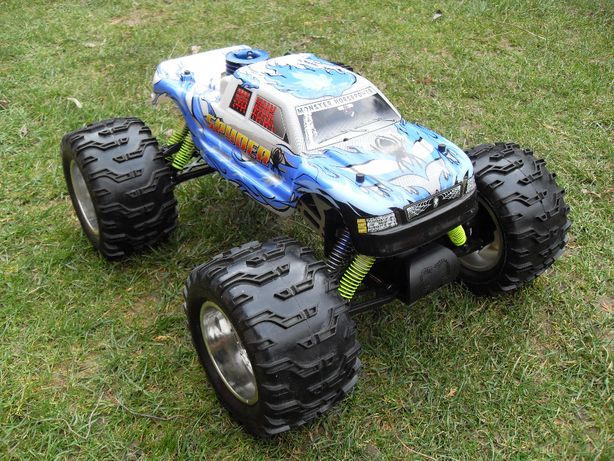 LOSI 1:8 Monster Truck 2WD Nitro MODEL RC Spalinowy