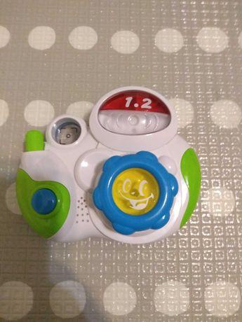 Mój pierwszy aparat zabawka