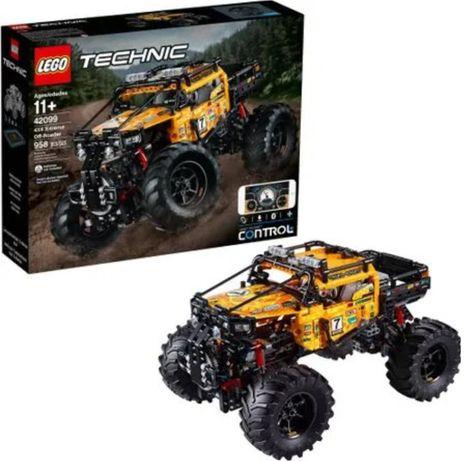 LEGO TECHNIC zdalnie sterowana terenówka 42099