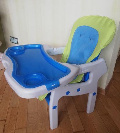 Мини стульчик для кормления / столик для занятий или творчества Arti