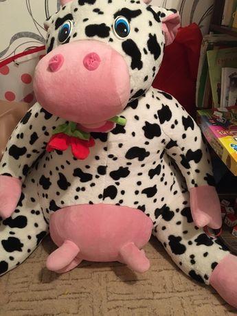 Корова игрушкм мягкая 200 гр