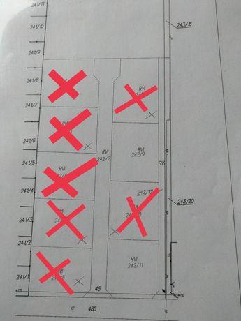Sprzedam działki rekreacyjno-budowlane