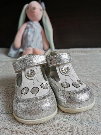 """Кожаные туфельки """"Шалунишка"""" для самой маленькой принцессы"""