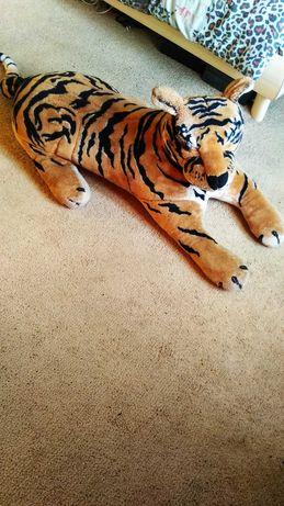 Мягкая игрушка Тигр. цена 400₽