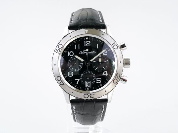 Мужские бу часы Breguet Type XX Transatlantique Flyback Chronograph