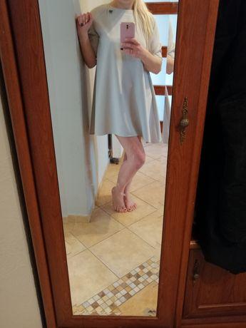 Sukienka jasnozielona