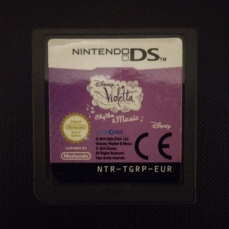 Nintendo DS/ DSi /3DS - 1 Jogo