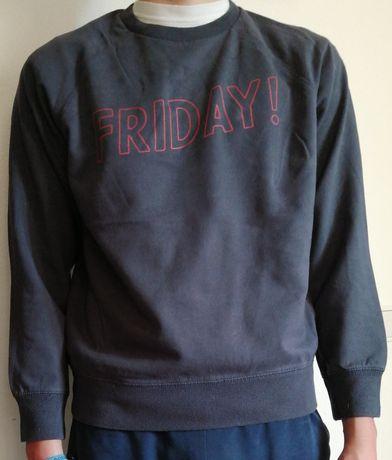 Sweatshirt azul friday