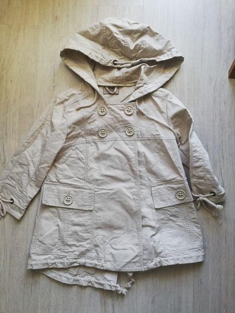 Wiosenna kurtka ciążowa Zara m 38