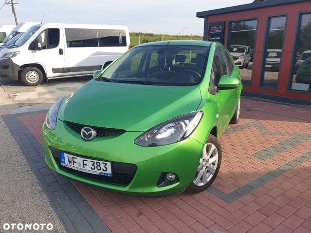 Mazda 2 1.3 benzyna Klima alufelgi z Niemiec Opłacona