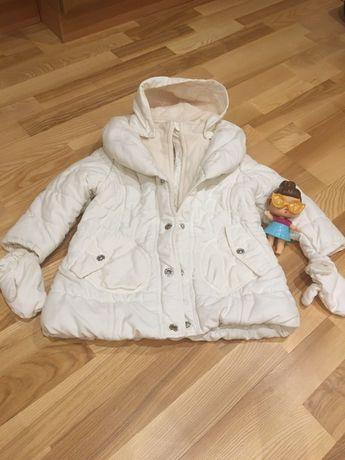 куртка,  курточка, парка, пуховик Zara,H&M