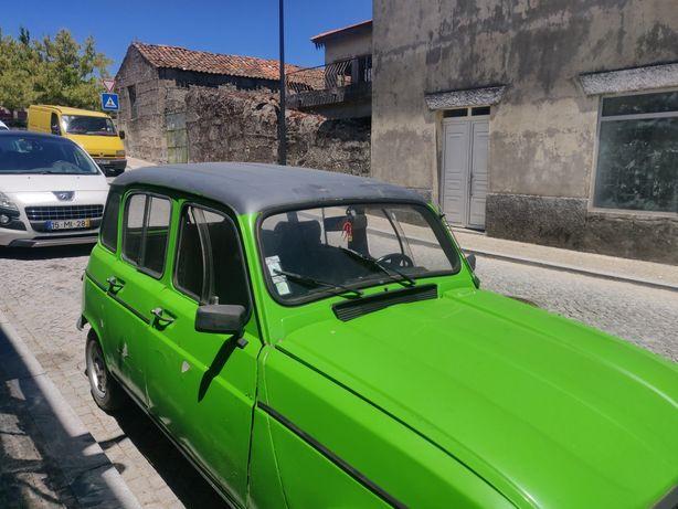 Renault 4 L peças e acessórios