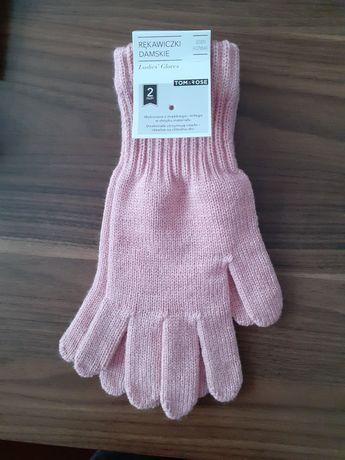 Rękawiczki damskie Tom&Rose, rozmiar uniwersalny