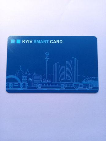 Карта KyivSmartCard