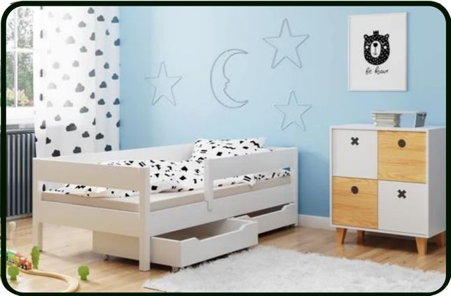 Кровать детская 140х70 160х80 180х80 180х90 200х90 Польша!!! -Од