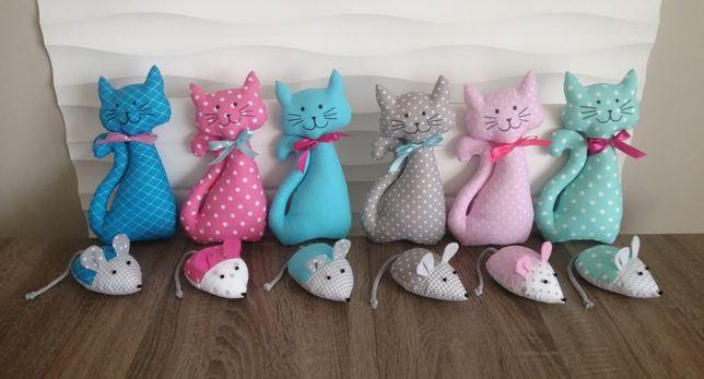 Kot, kotek, myszka, piesek
