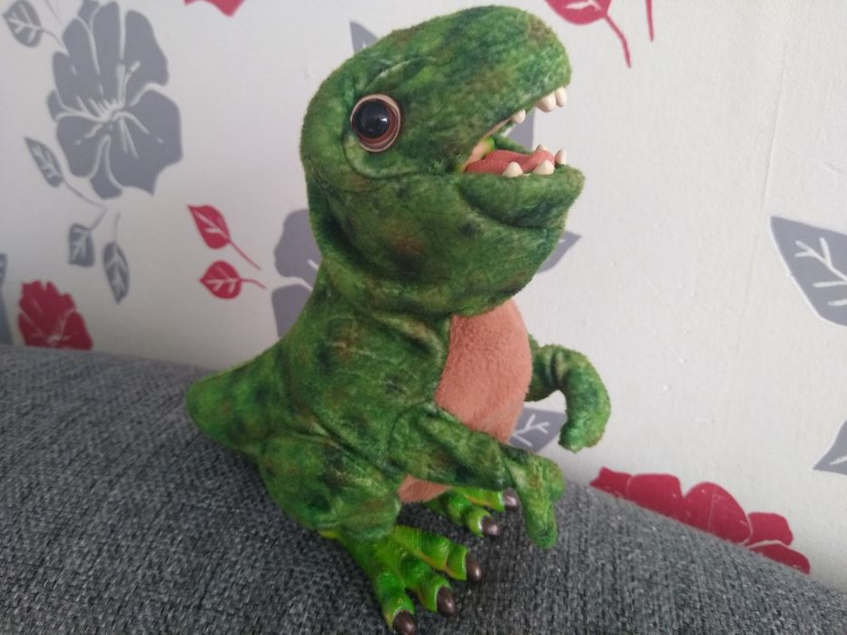 Hasbro Playskool Dinozaur Tyranosaurus Rex Bydgoszcz - image 1