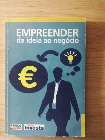 Empreender da ideia ao negócio