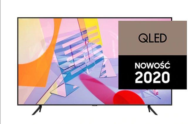 TELEWIZOR SAMSUNG QE75Q64T, 24 m-ce gwarancji
