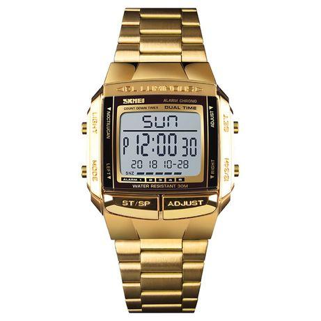 Часы Skmei 1381BOXGD Gold BOX