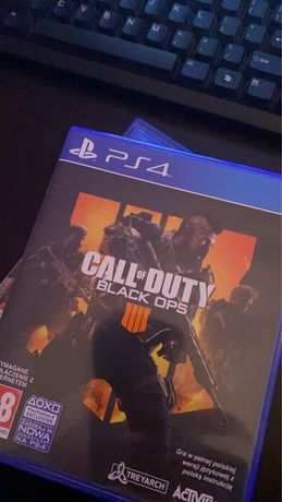 Call of Duty Black Ops 4/ ps4