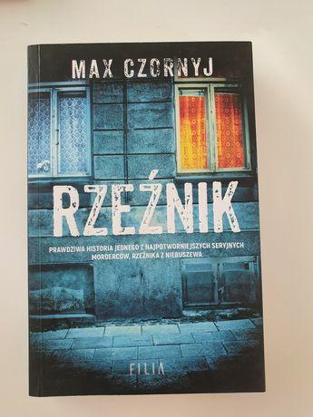 """Zamienię lub sprzedam książkę """"Rzeźnik"""" Max Czornyj"""