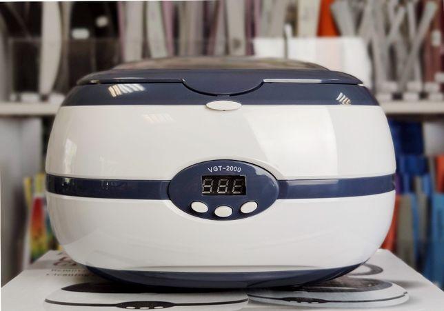 УЗ Ультразвуковая мойка- VGT 2000 Cleaner 600 мл 35 Вт Код: 70