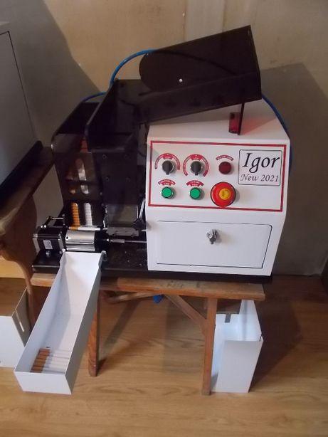 Automatyczna nabijarka do gilz - NOWOŚĆ - model 2021 r