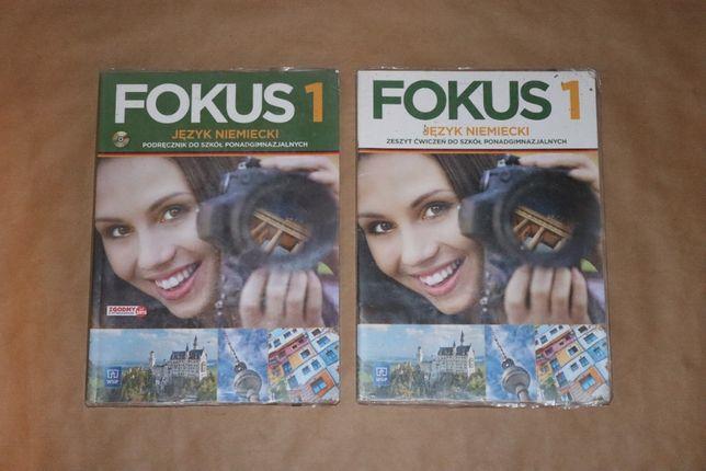 Fokus 1 Język niemiecki