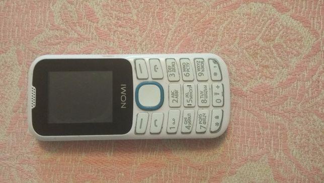 телефон nomi i184 белый