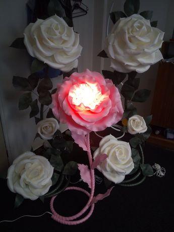 Красивые светильники ручной работы.