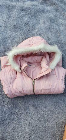 Piękna zimowa kurteczka firmy H&M