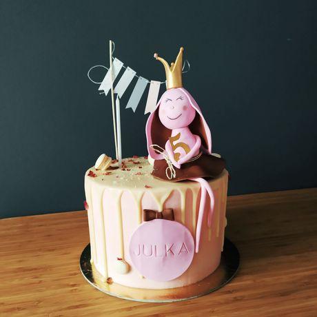 Ciasta na zamówienie torty artystyczne komunia chrzest urodziny