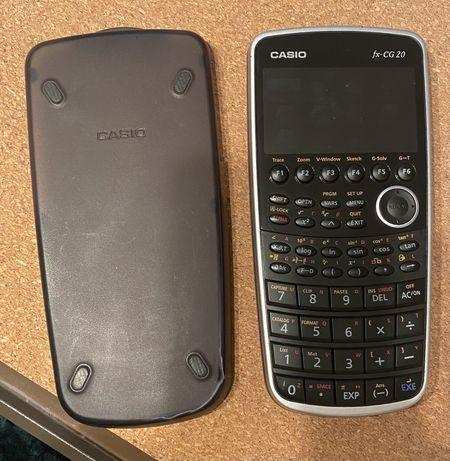 Calculadora Casio fx-CG 20