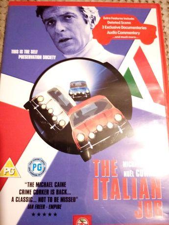 """DVD """"Włoska robota"""" oryginał Paramount Pictures"""