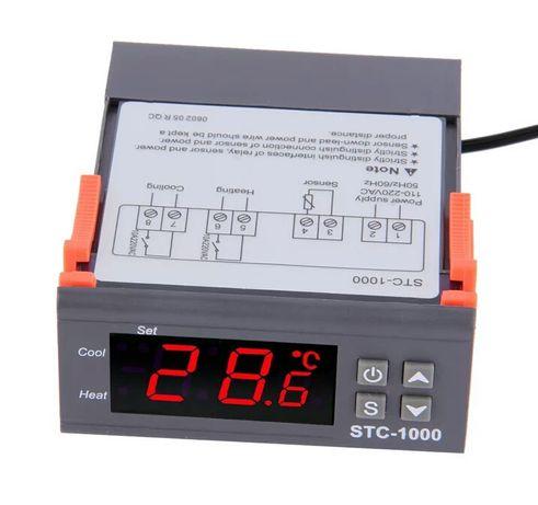 Profesjonalny regulator temperatury STC-1000 , 230V