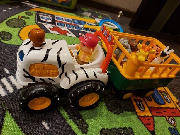 Kiddieland  трактор сафари
