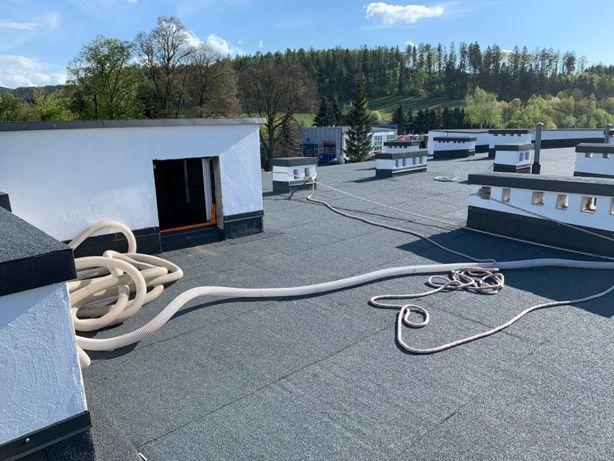 Nadmuch/ wdmuchiwanie wełny , celulozy, stropy, sufity, podłogi