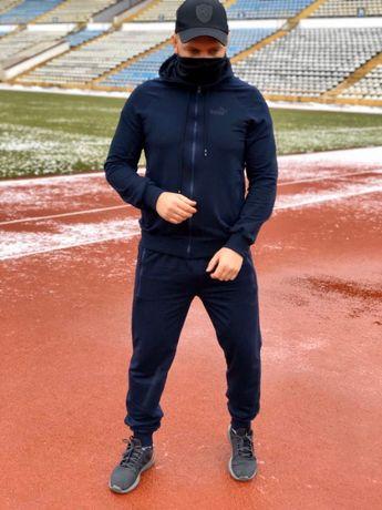 Мужской спортивный костюм Puma Пума Турция качественный новый модный
