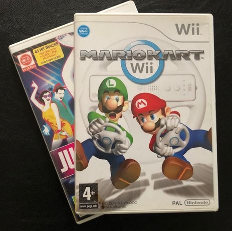 Consola Wii +Disco Multimédia + TV