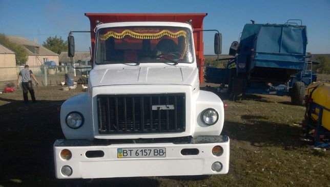 Продам ГАЗ-3307 самосвал