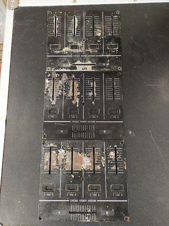 Pioneer DJM-700 - panel pod linefadery do malowania 3 sztuki