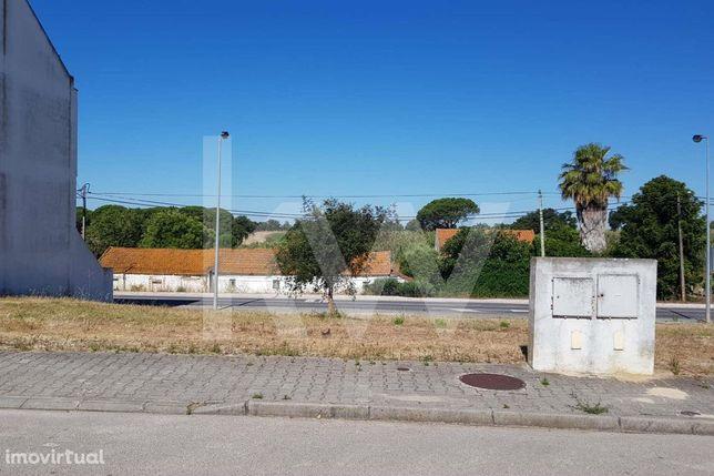 Lote para construção de moradia T3  com 240 m2 em Águas de Moura - Set