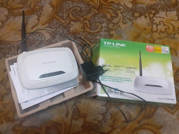 Продам роутер TP-Link WR740N