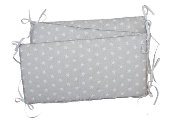 Osłonka do łóżeczka 30x180 cm Bubaland